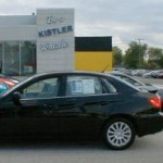 Kistler Ford Sales Inc. 
